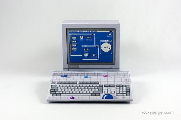 Бумажные компьютеры