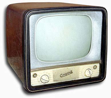 Советские телевизоры.