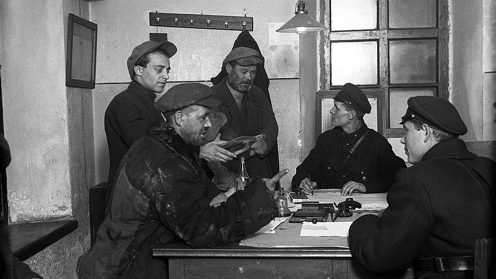 Про водку или как Сталин советский народ спаивал
