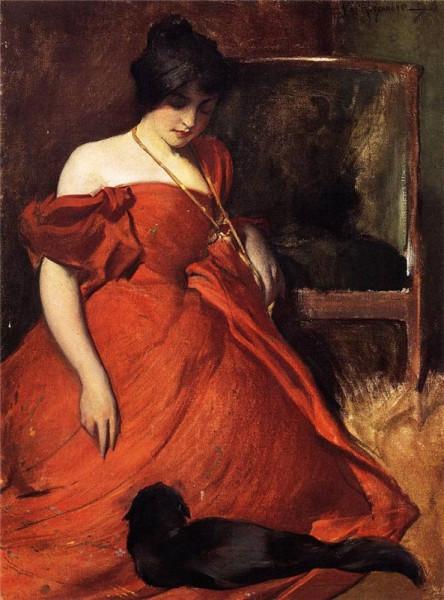Alexander John. White Black and Red