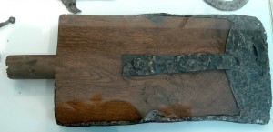 древнеримская лопата