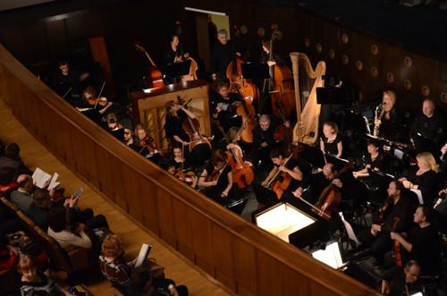 оркестровая яма