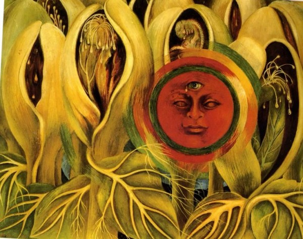 Frida Kahlo. Sun and Life