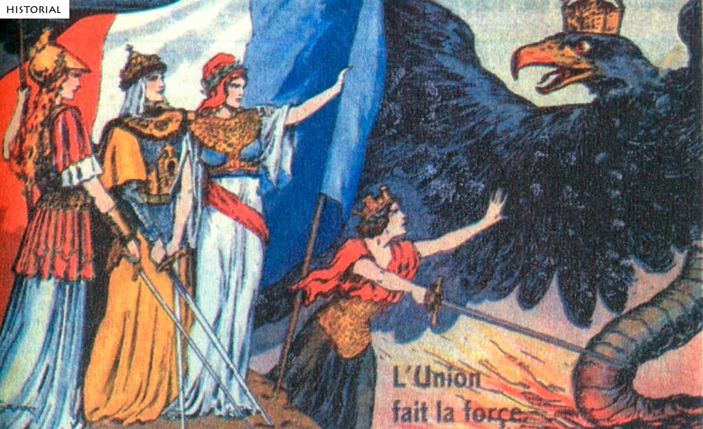 О национальной символике Entente
