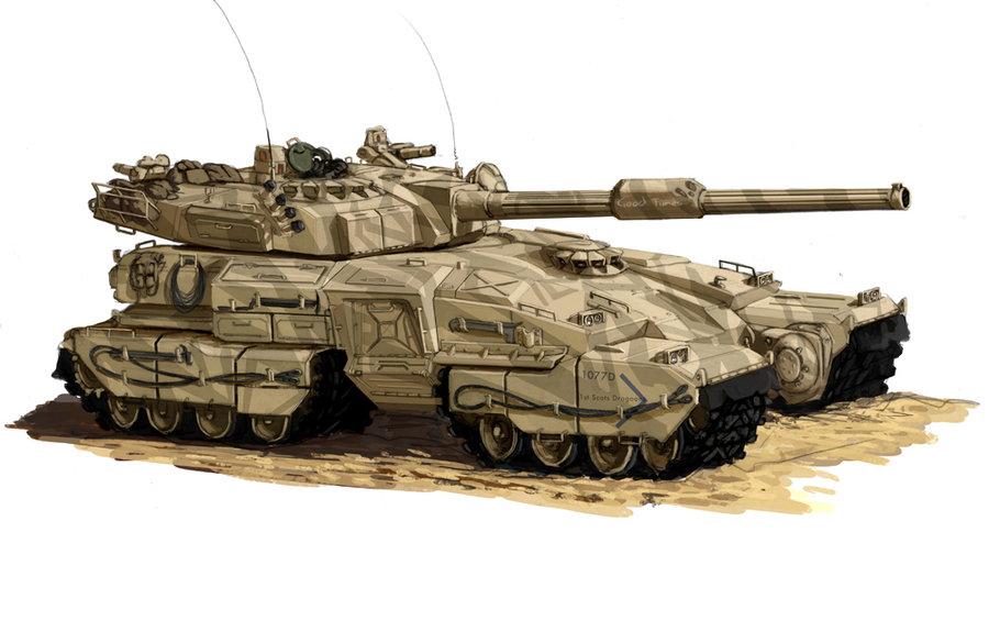 Tank_Concept_desertised_by_BenWootten