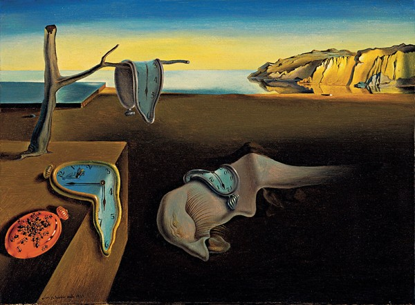 the-persistence-of-memory-1931