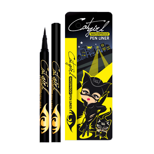 Y.E.T Cat girl waterproof pen liner 14