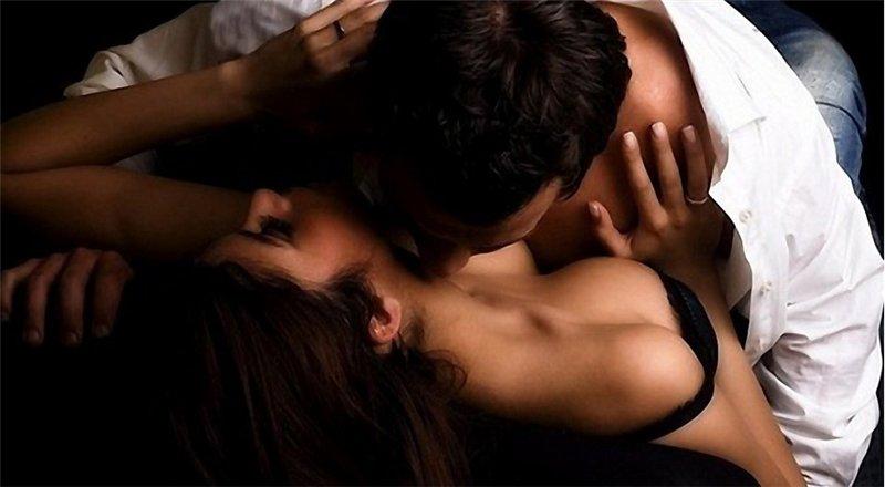 Страстный секс - порно видео