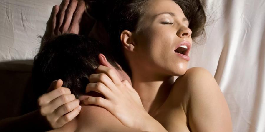 Русский нежный секс с оргазмом