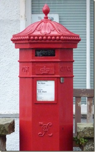 Penfold pillar box, Kingsbarns