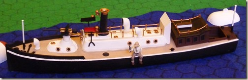 Royal Navy 50 foot Picket Boat (from HLBS)