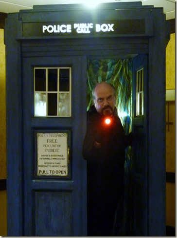 Masterin' The TARDIS
