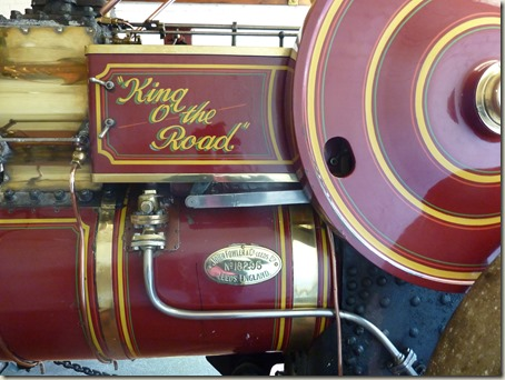 Steamroller, Dundee Transport Museum