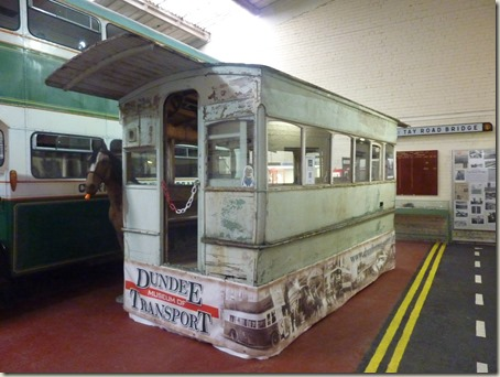 Horse-drawn tram 24, Dundee Transport Museum