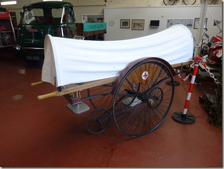 An Ashford Litter, Dundee Transport Museum