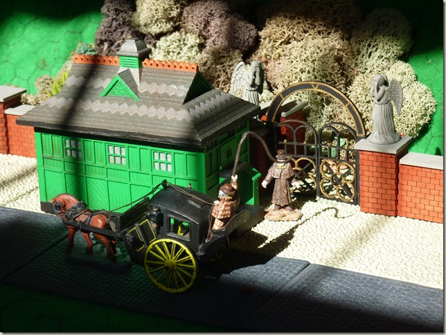 Cabbies' Shelter from Yeoman Models