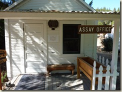 The Assay Office, Coloma