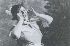 Minna Reverelli, the Yodelling Prima Donna
