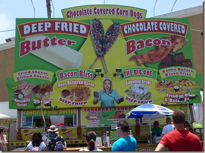 Deep Fried Butter, San Diego Fair