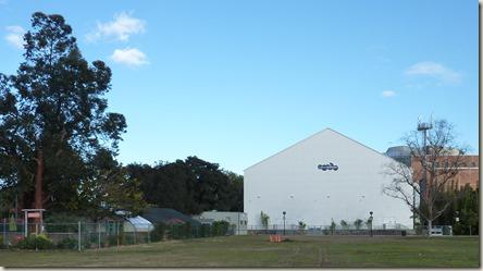 Samuel Oschin Pavilion
