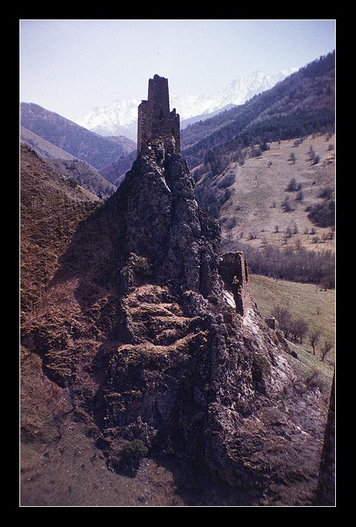 1987.Май.Вовнушки.(Место боевых башен