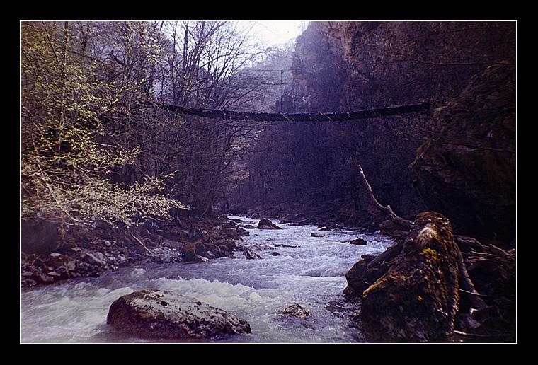 мост на ассе