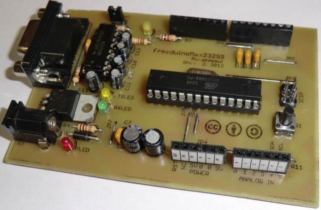 Arduino com своими руками