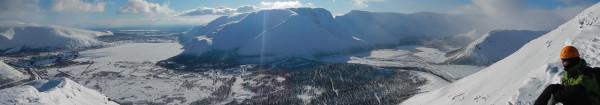 Хибины панорама