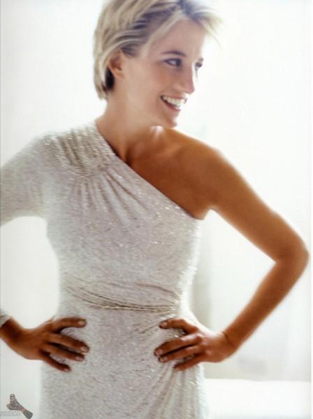 Принцесса Диана, фотограф Марио Тестино