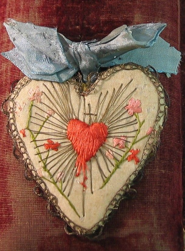 Sacred heart.