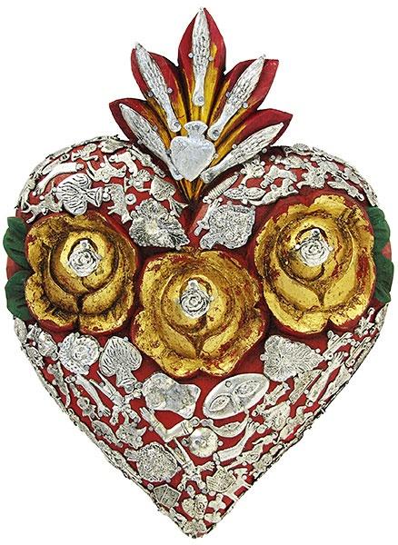 Milagros heart.