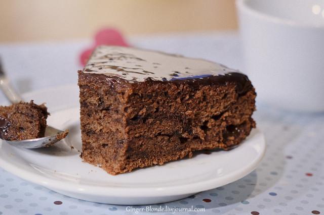 Австрийский торт захер фото
