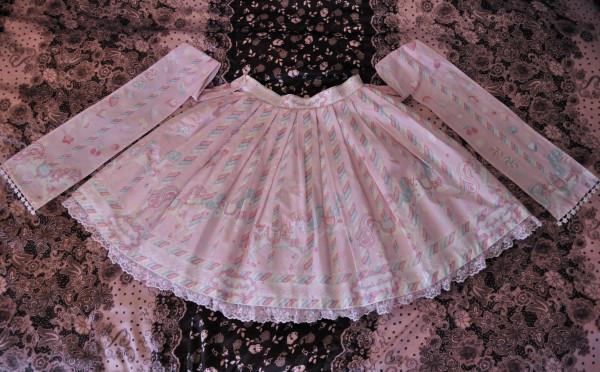 Sugary Carnival Skirt 1st Edition