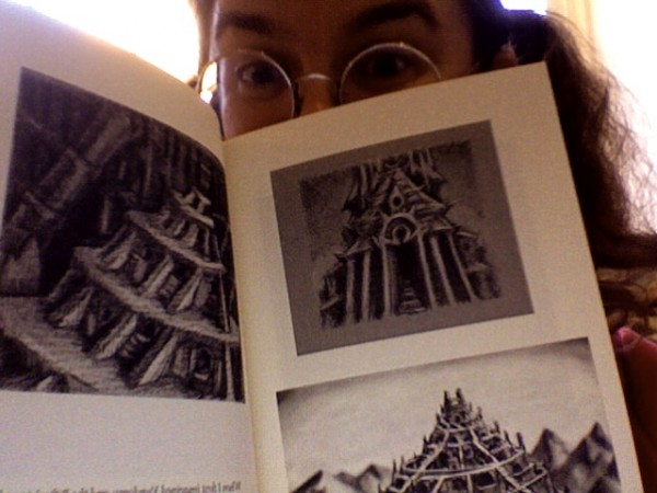 His Sacred Bones extra page
