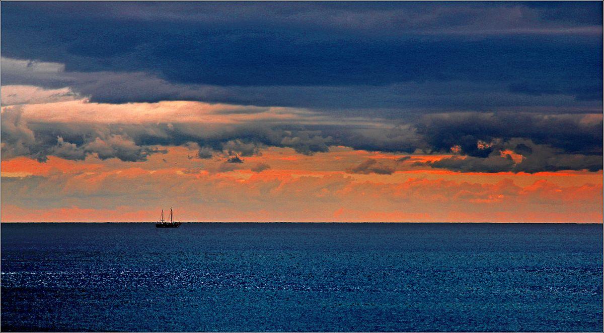 Koktebel Clouds 04