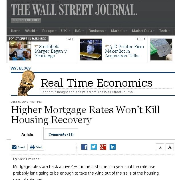 Восстановление рынка недвижимости под вопросом