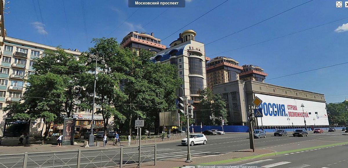 Киевская улица, дом 3