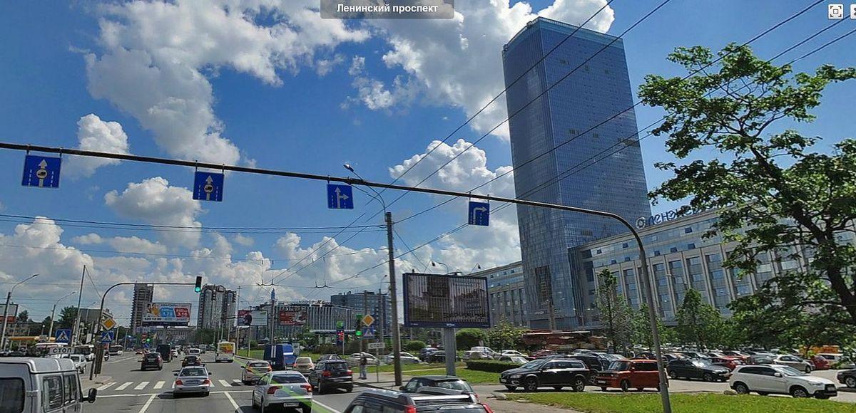Ленинский проспект, дом 153