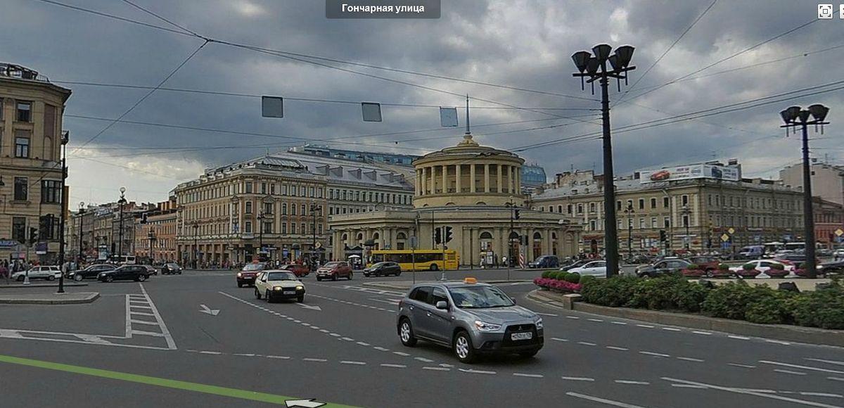 Невский проспект, дом 114-116