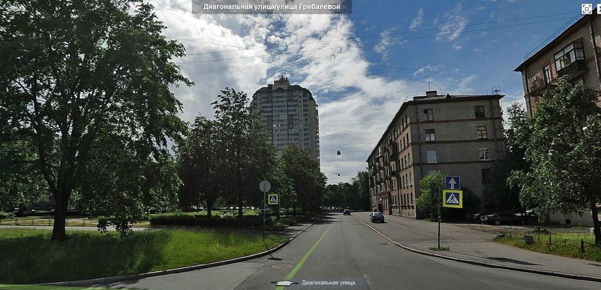 Новолитовская улица, дом 4
