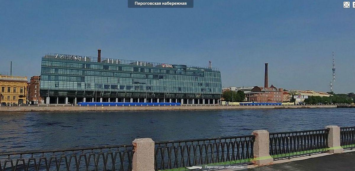 Петроградская набережная, дом 36
