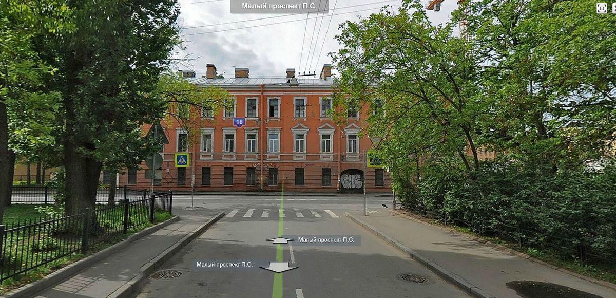 Пионерская улица, дом 16