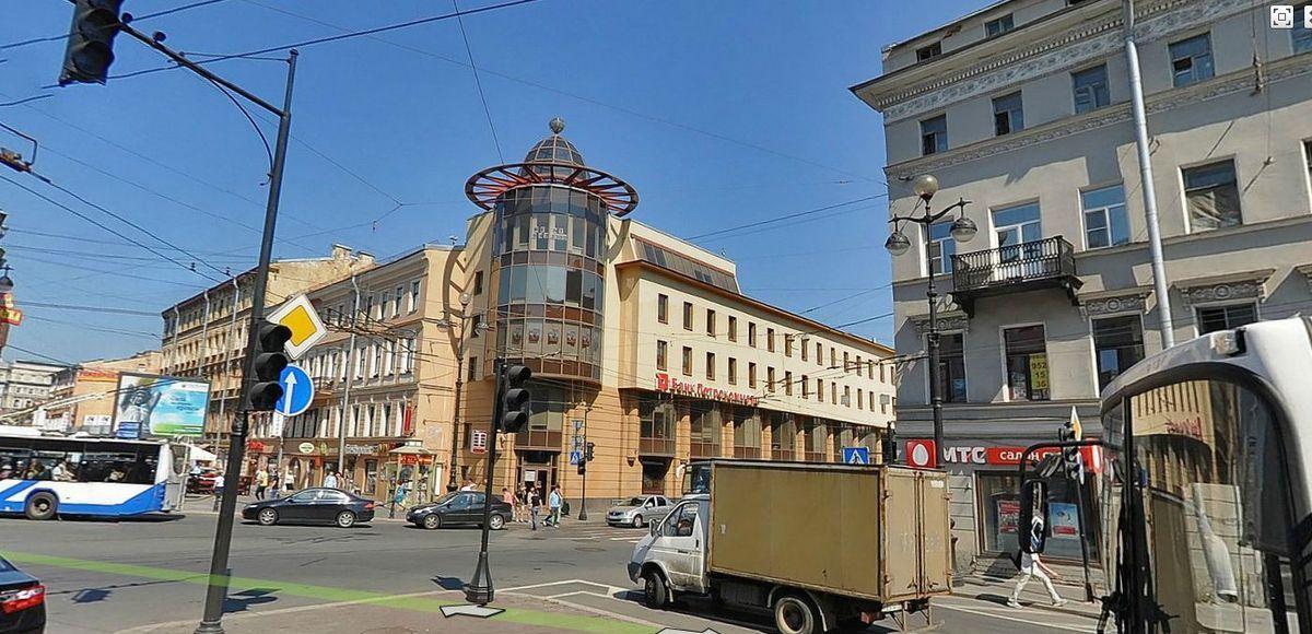 Суворовский проспект, дом 2