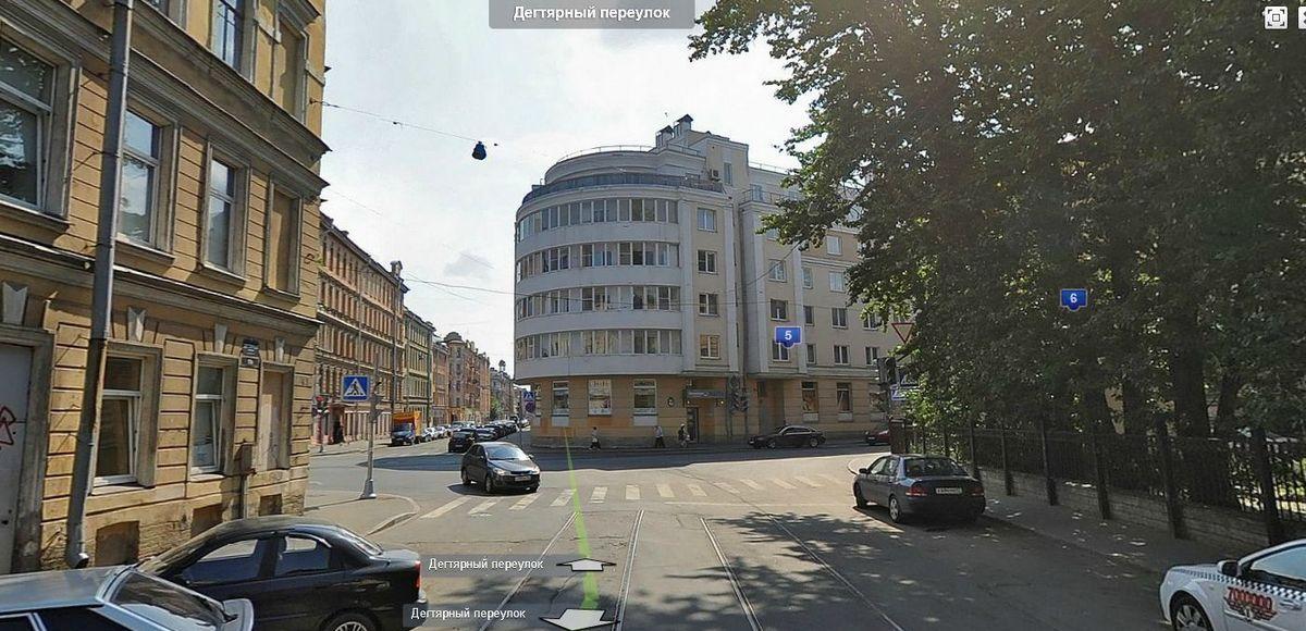 улица Моисеенко, дом 5