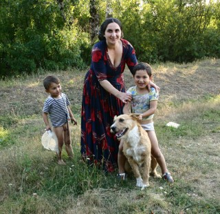 Romani Gypsy Children, living in a village: gipsy_lilith — LiveJournal