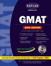 GMAT_Kaplan_2005_preparation