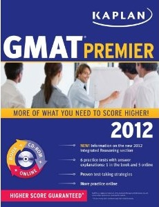 GMAT, 2012, Kaplan, practice for test, Киев, подготовка к экзамену, учебник, MBA