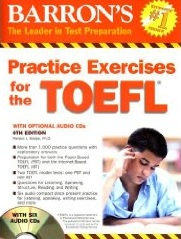 TOEFL, practice exrecise, Pamela J. Sharpe, paper-based TOEFL, Internet-based TOEFL, Киев, подготовка к экзамену, учебник, MBA