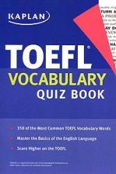 TOEFL, Kaplan, Vocabulary, TOEFL preparation, Киев, подготовка к экзамену, учебник, MBA