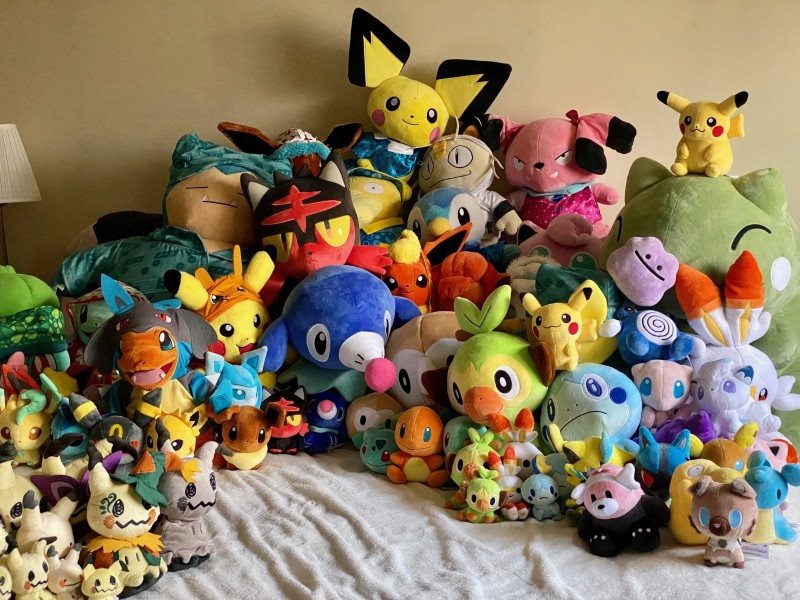 most of my collection  ♡